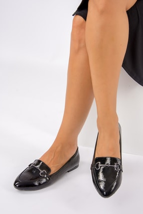 Fox Siyah Kadın Babet G290010008