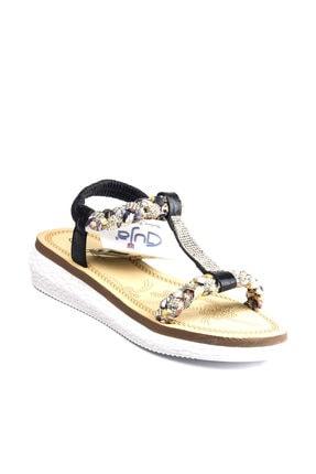 Guja Siyah Kadın Sandalet 19YGUZ125S