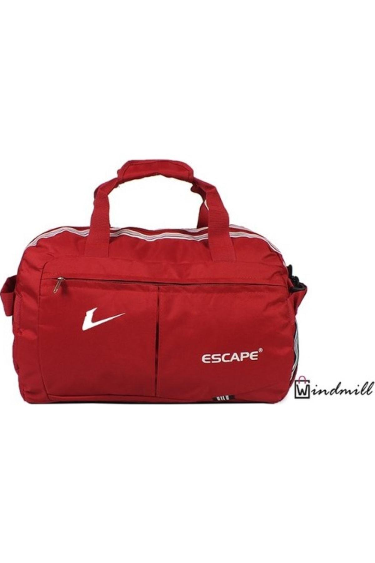 Escape  Kırmızı1 Unisex Valiz & Bavul Hbv000007Vscl
