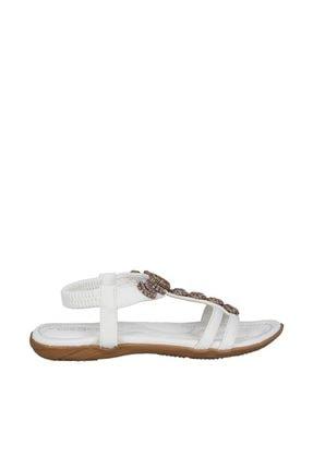 Guja Beyaz Kadın Yürüyüş Ayakkabısı 19M273B0024-01