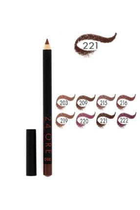 Deborah 24ore Lip Pencil Dudak Kalemi 221