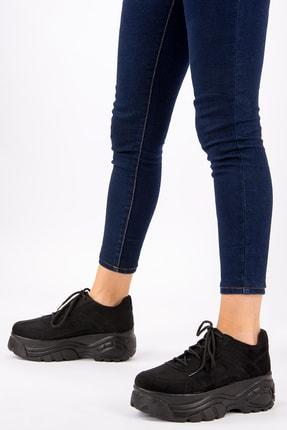 Fox Siyah Kadın Spor Ayakkabı H267014202