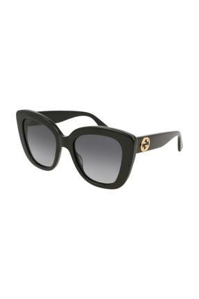 Gucci Kadın Gri Gözlük 0327s 001