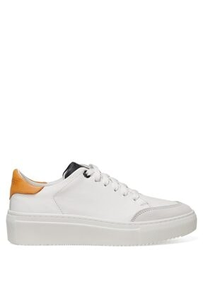 Nine West Zemar 1fx Beyaz Kadın Havuz Taban Sneaker