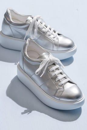 Elle RAYAN Gümüş Kadın Sneaker