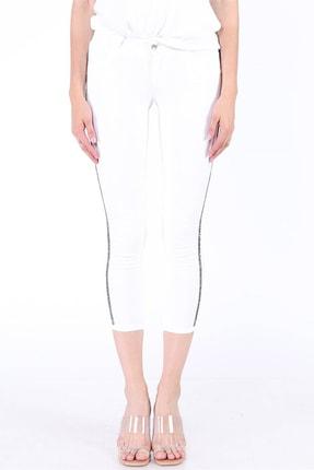Twister Jeans Jeans Lıma 9291-01 Beyaz  Crop Jean - 19Sb01000117-A