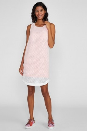 Vekem Kadın Açık Pembe Alfıa Elbise 7109-0197
