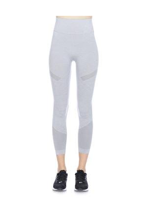 Sportive Seamlalt Kadın Gri Tayt 710738-grı