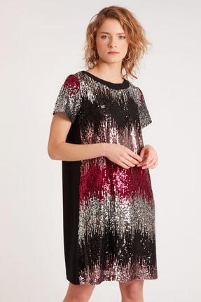 Home Store Kadın Sıyah Elbise 19630006085
