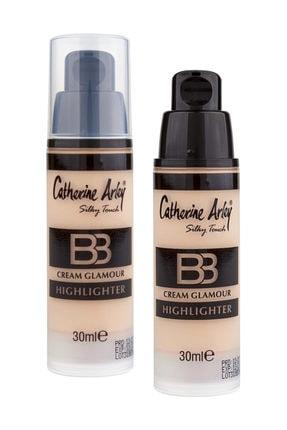 Catherine Arley Bb Cream Glomour Highlighter