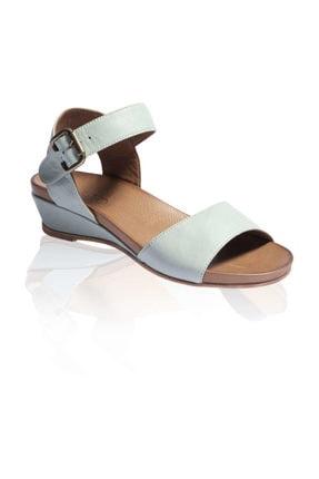 Bueno Shoes Mavi Bayan Sandalet 9l4300