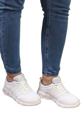 Derigo Kadın  Beyazz Spor Ayakkabı 703212