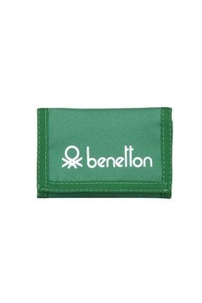 Benetton Cüzdan Yeşil