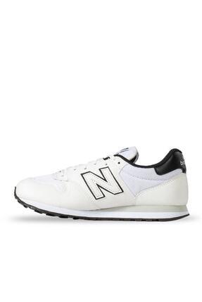 New Balance Kadın Beyaz 500 Sneaker Spor Ayakkabı Gw500wbmv2