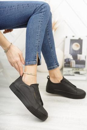 Chekich Ch013 Kadın Ayakkabı Siyah Siyah