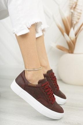 Chekich Ch015 Kadın Ayakkabı Bordo